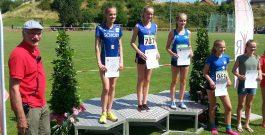 Meret Joeris wird Rheinland-Pfalz-Meisterin über 800m