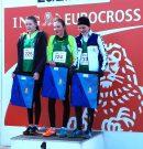Meret Joeris wird über Umwege Zweite beim Eurocross in Luxemburg