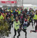 Auch auf Skiern geht es kaum schneller – Leon Fricker vom MTV läuft ein famoses Rennen im Schnee