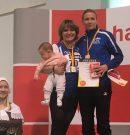 Gelungener Wiedereinstieg nach Babypause – Diana Tomulets holt DM-Silber in Halle